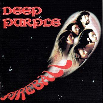 Deep Purple: Fireball (CD)