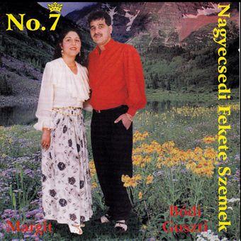 Nagyecsedi Fekete Szemek: No. 7 (CD)