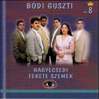 Nagyecsedi Fekete Szemek: No. 8 (CD)