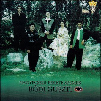 Nagyecsedi Fekete Szemek: No. 9 (CD)