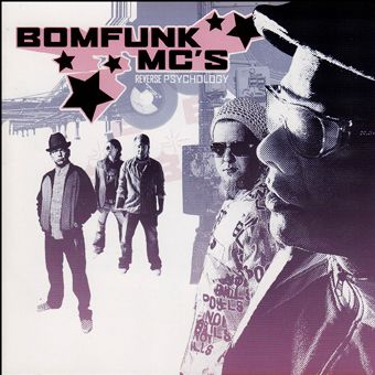 Bomfunk Mc's: Reverse Psychology (CD)