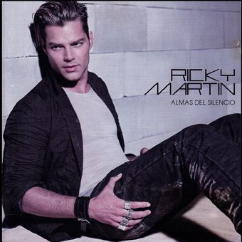 Ricky Martin: Almas Del Silencio (CD)