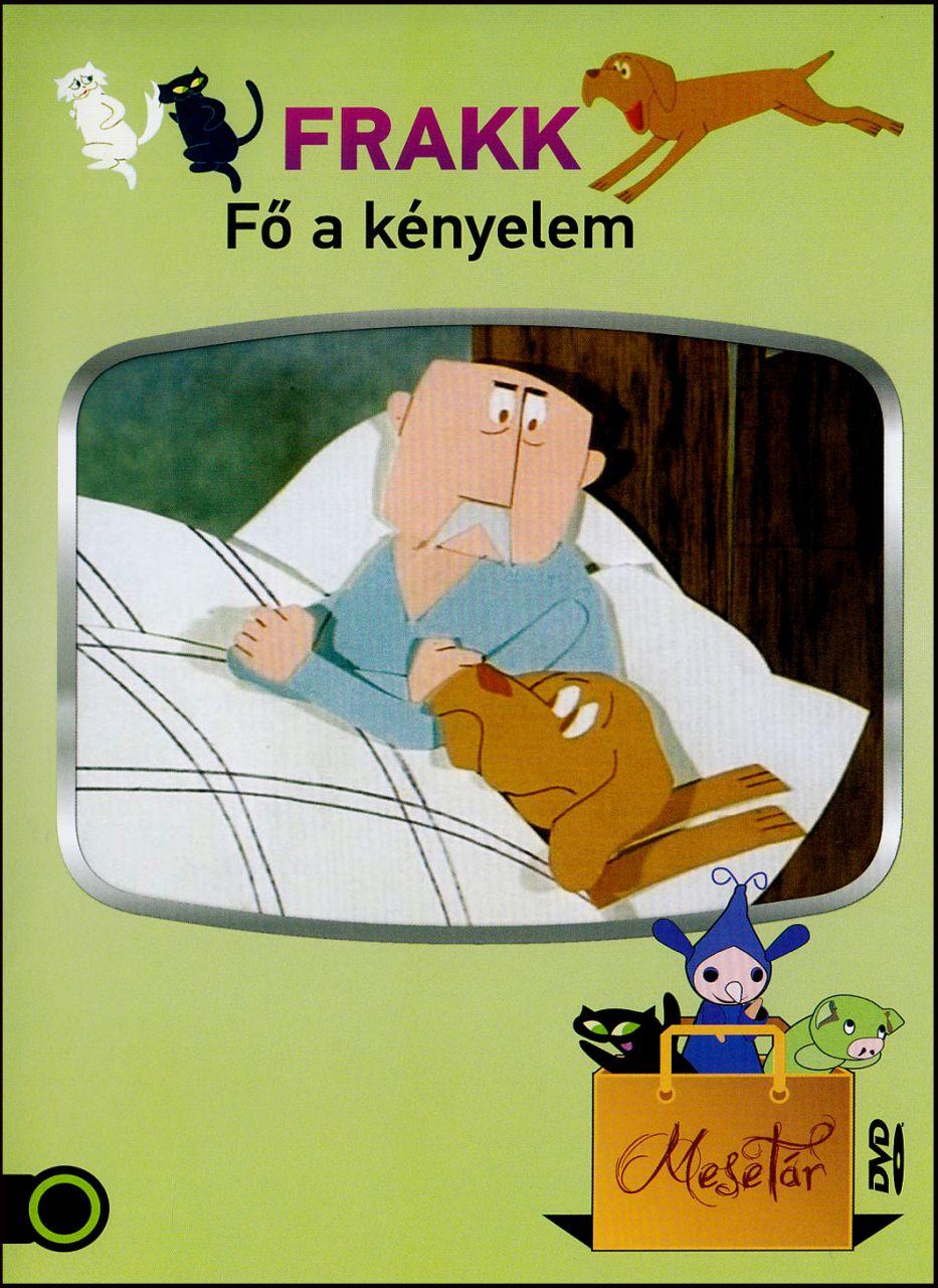 Frakk, fő a kényelem (DVD)