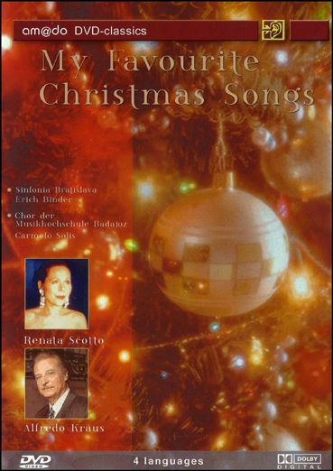 My Favourite Christmas Songs (DVD)