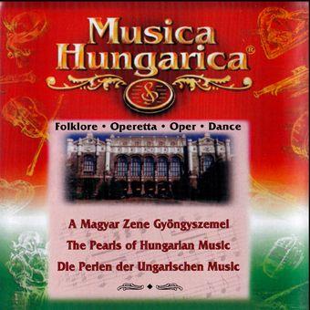 Musica Hungarica (CD)