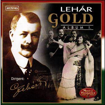 Lehár: Gold album (CD)