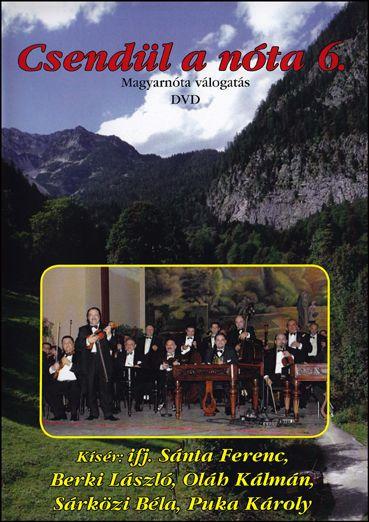 Csendül a nóta 6. (DVD)