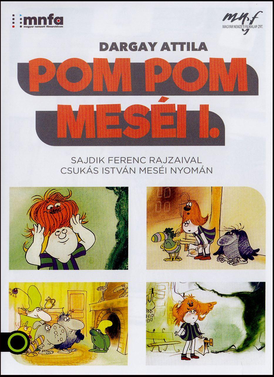 Pom Pom meséi (DVD)