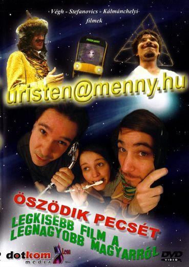Uristen@menny.hu (DVD)