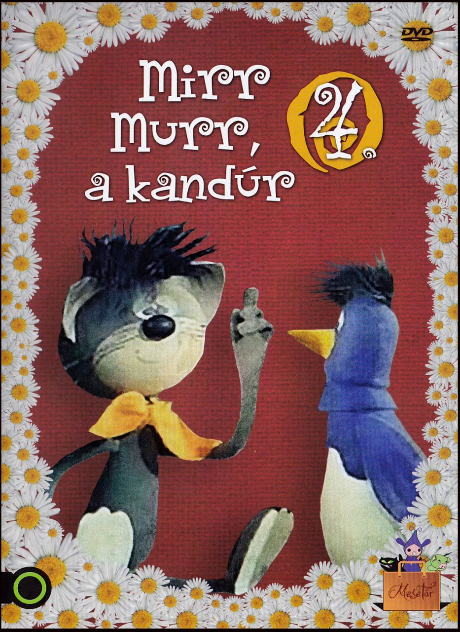 Mirr-Murr kandúr kalandjai 4. (DVD)
