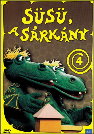 Süsü, a sárkány 4. (DVD)
