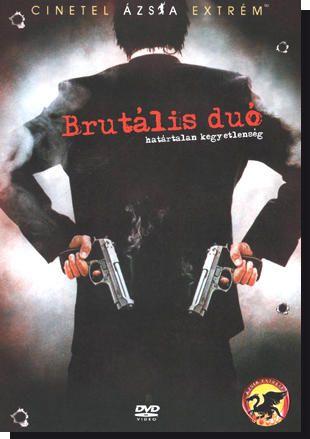 Brutális duó DVD