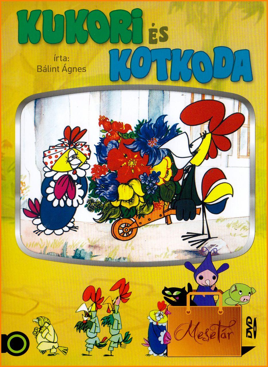Kukori és Kotkoda (DVD