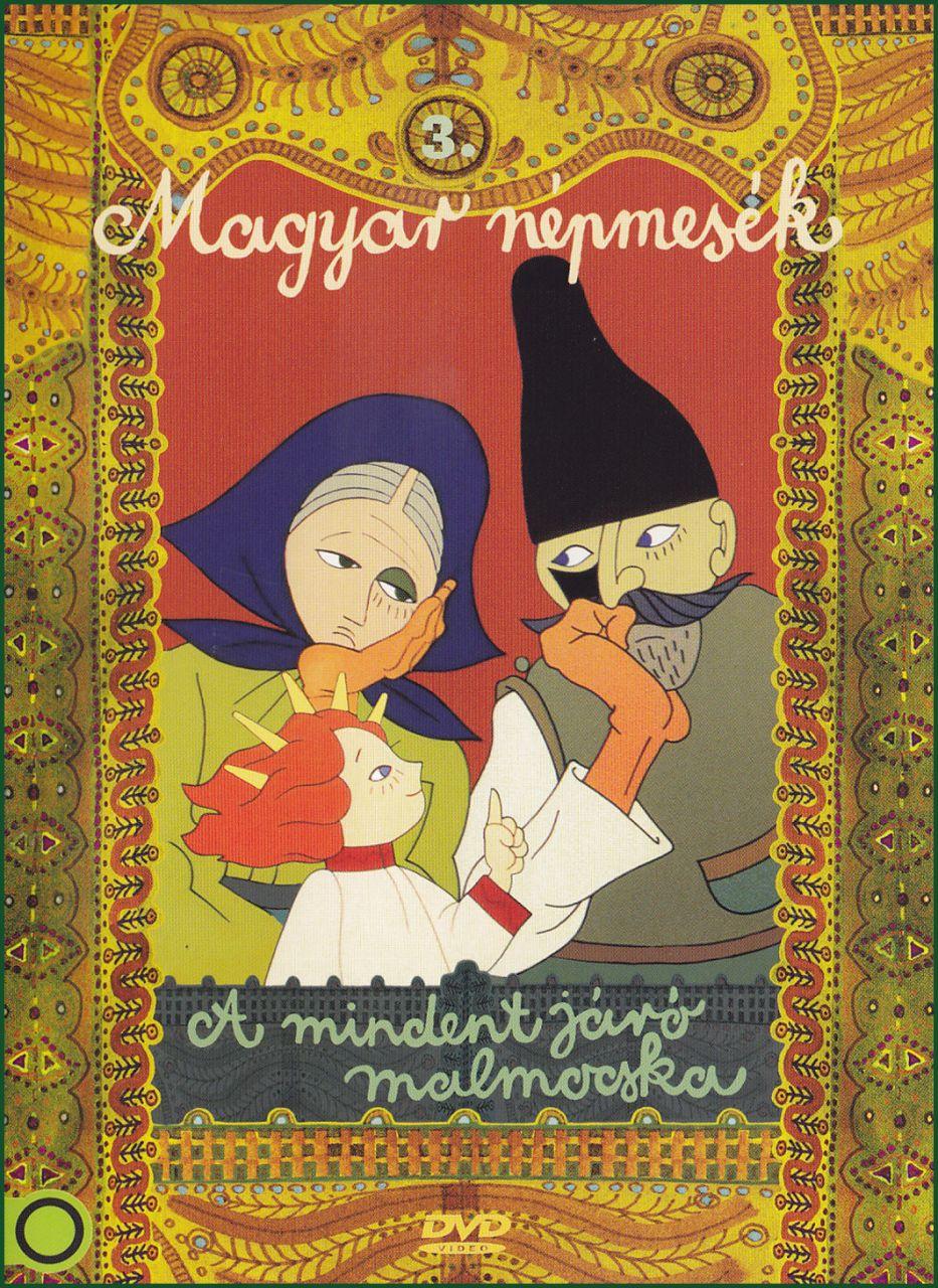 Magyar népmesék 3.: A mindent járó malmocska (DVD)