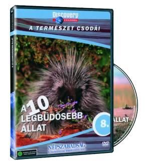 A 10 legbüdösebb állat (DVD)