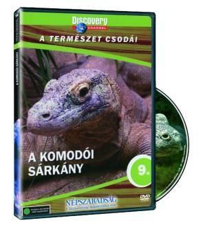 A komodói sárkány: A túlélés mesterei (DVD)