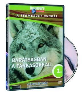 Barátságban a farkasokkal (DVD)