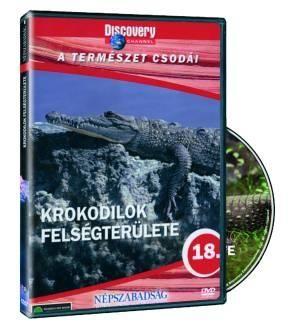 Krokodilok felségterülete (DVD)