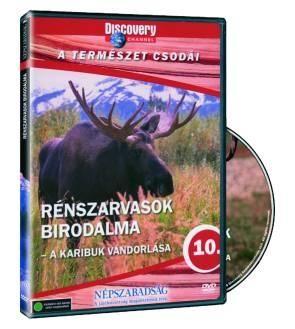 Rénszarvasok birodalma: A karibuk vándorlása (DVD)