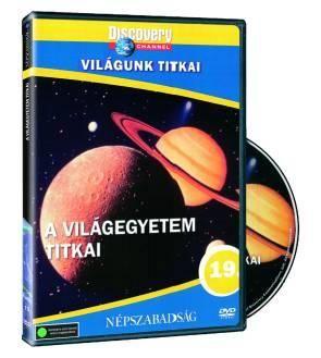 A világegyetem titkai (DVD)