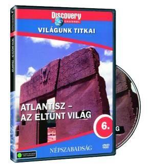 Atlantisz: Az eltűnt világ DVD