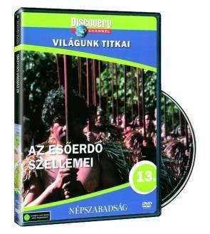 Az esőerdő szellemei (DVD)