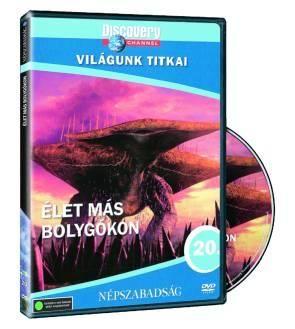 Élet más bolygókon DVD