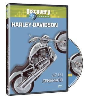 Harley-Davidson: Az új generáció (DVD)