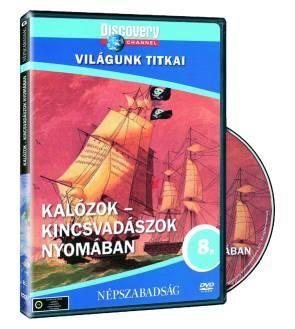 Kalózok: Kincsvadászok nyomában (DVD)