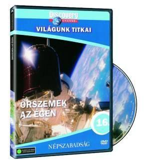 Őrszemek az égen DVD