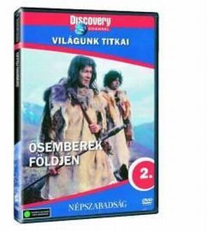 Ősemberek földjén: A vadállatok leigázása DVD