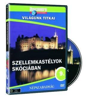 Szellemkastélyok skóciában (DVD)