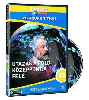 Utazás a föld középpontja felé (DVD)