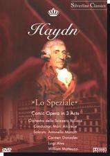 Haydn: Lo Speziale DVD