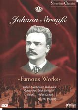 Johann Strauss: Famous works DVD