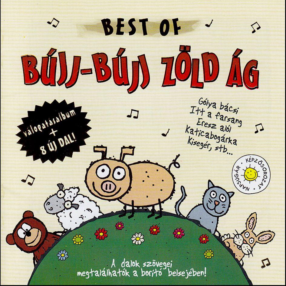 Bújj-Bújj zöld ág - Best of 2009 CD
