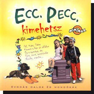 Ecc, pecc, kimehetsz CD