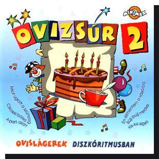 Ovizsúr 2. CD