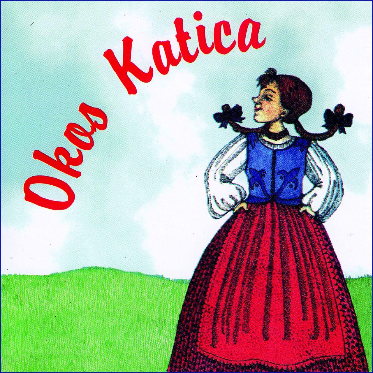 Okos Katica (CD)