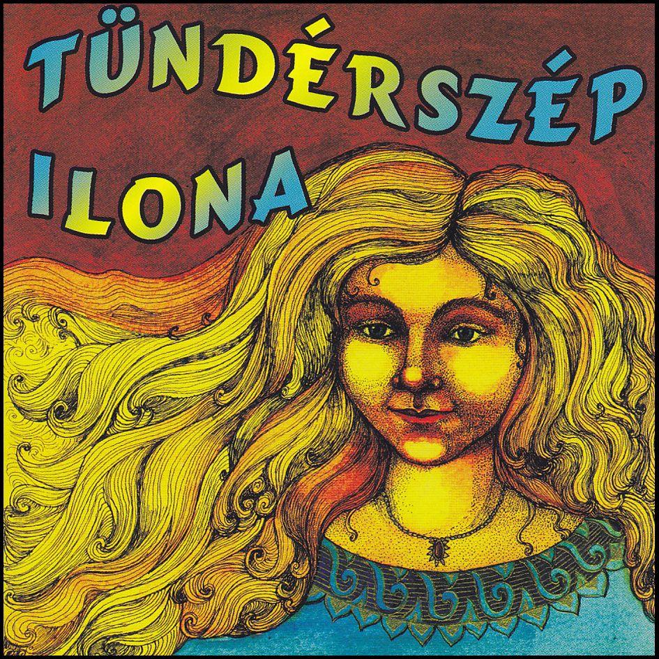 Tündérszép Ilona (CD)