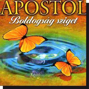 Apostol: Boldogság sziget CD