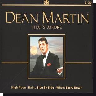 Dean Martin: That's amore 2CD
