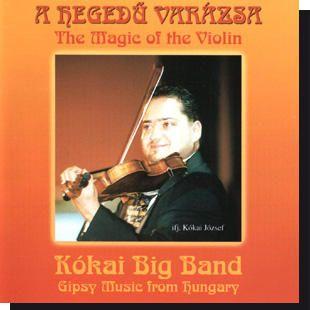 Kókai Big -Band: A hegedű varázsa CD