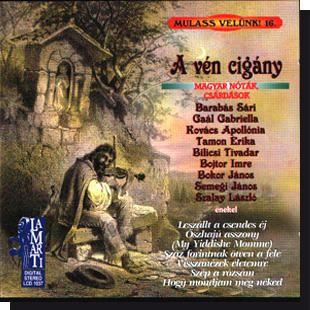 A vén cigány (CD)