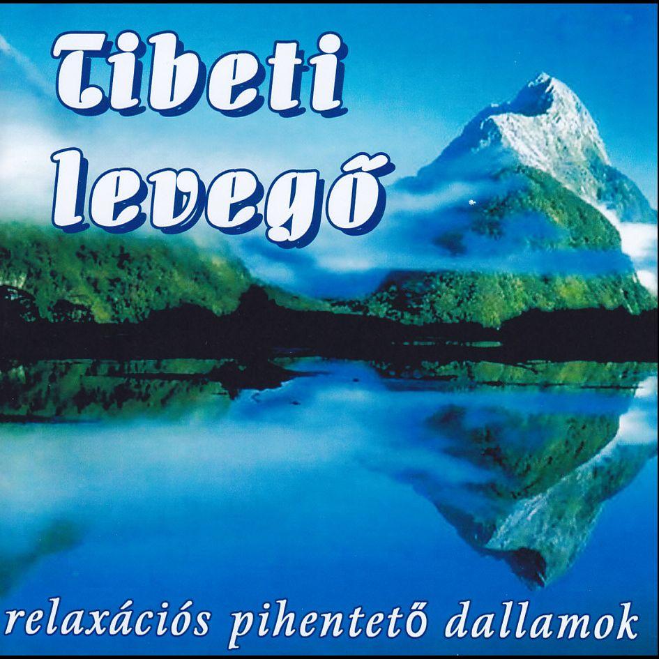 Tibeti levegő CD