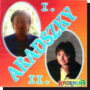 Aradszky I-II. CD