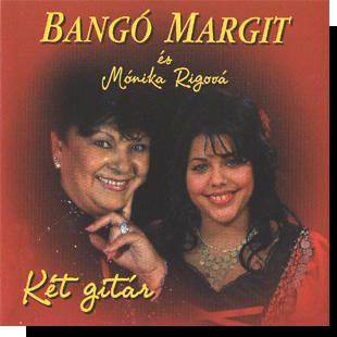 Bangó Margit és Mónika: Két gitár CD