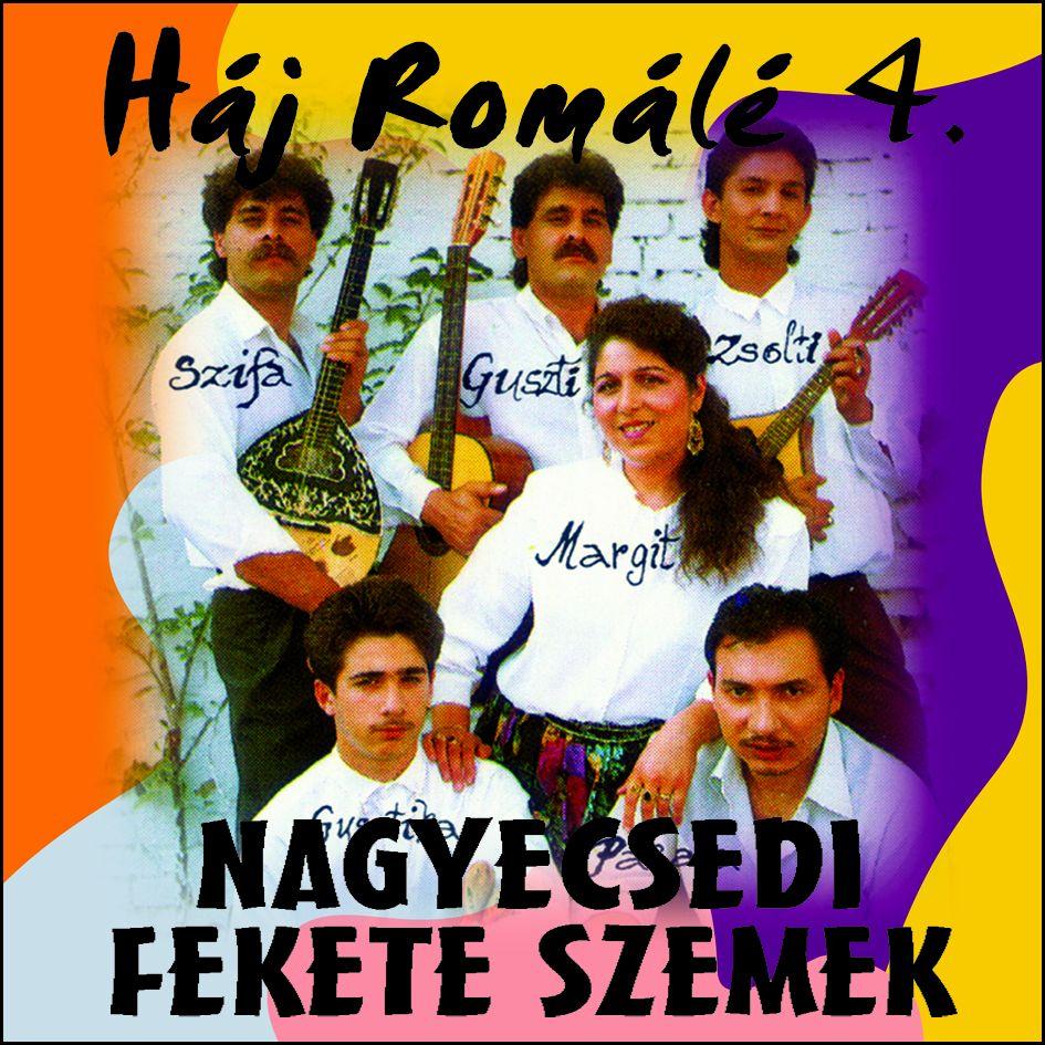 Bódi Guszti és a Nagyecsedi Fekete Szemek 4. (CD)