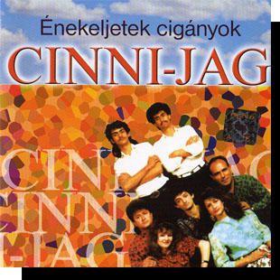 Cinni-jag: Énekeljetek cigányok CD