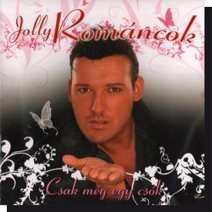 Jolly románcok: Csak még egy csók CD